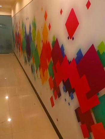 Window, Wall & Floor Graphics